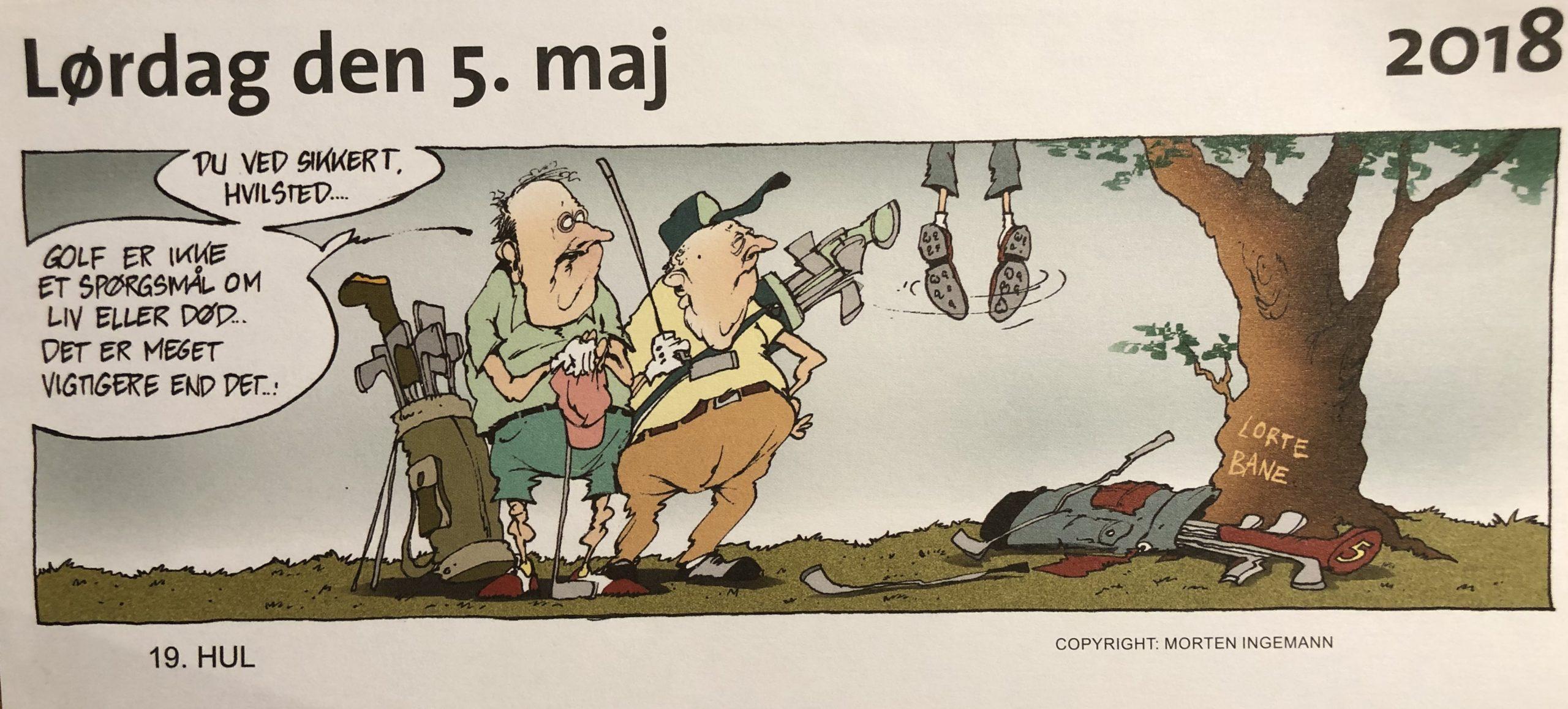 morten ingemann golf